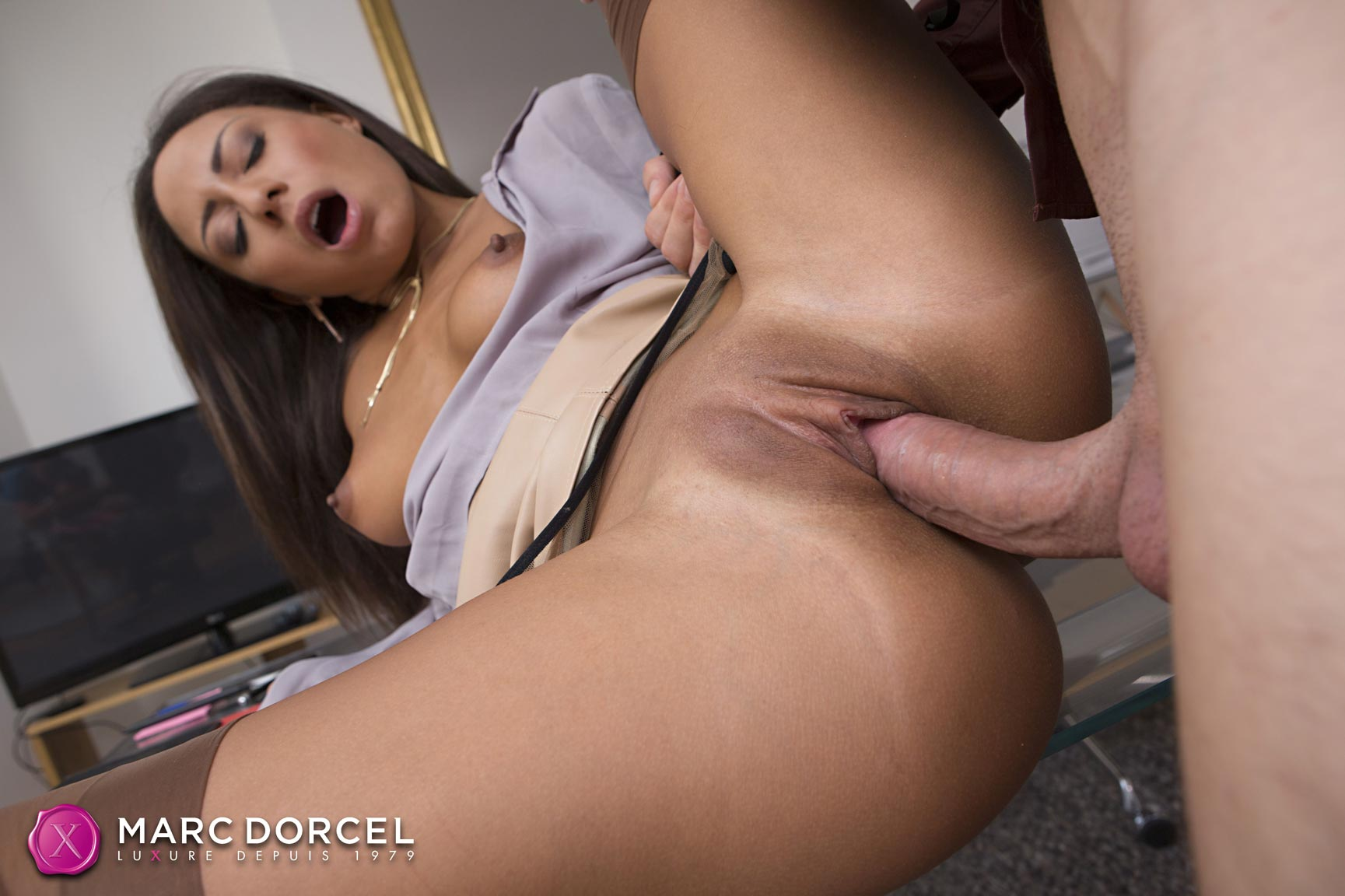 Euro babe cassie del isla gets dp - 1 part 9