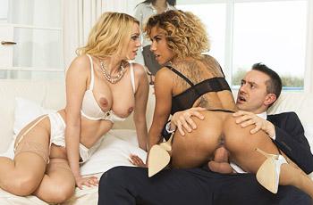 Amber Jayne Wild Orgy