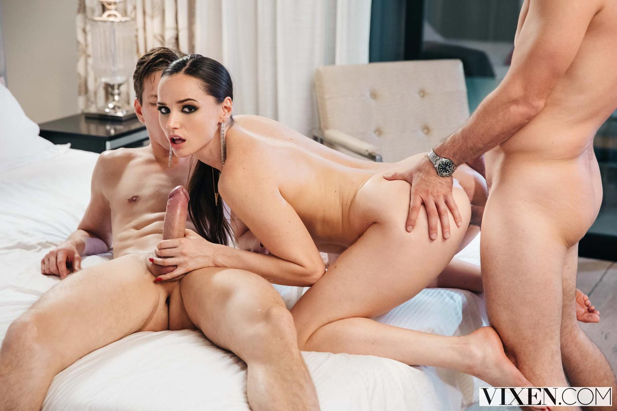 Tori black threesome