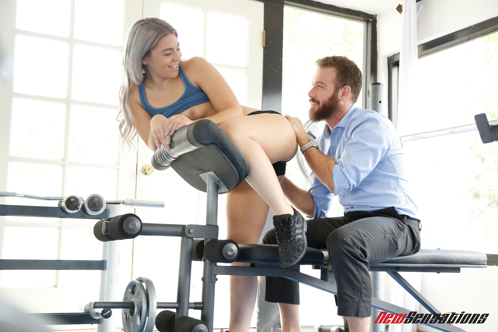 sex in gym
