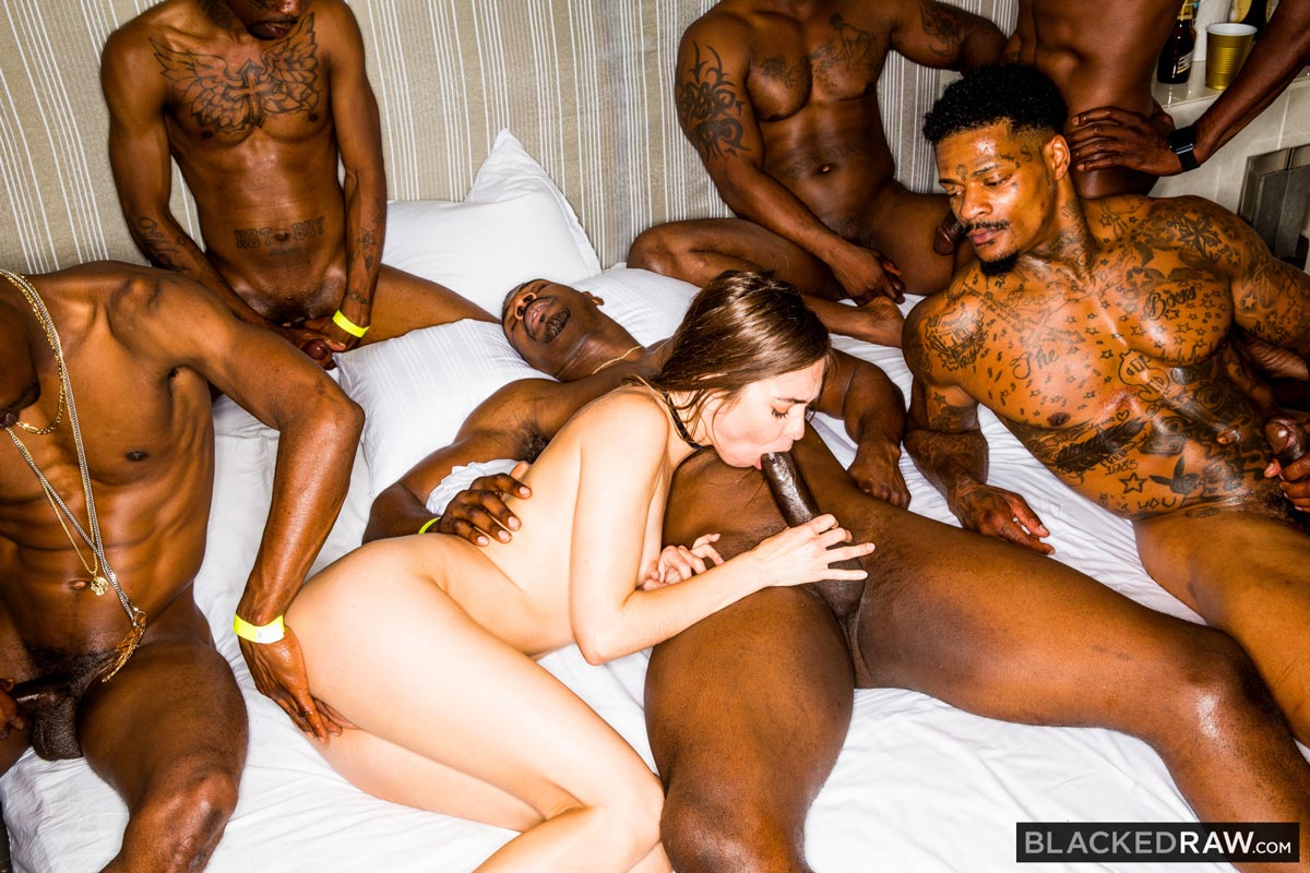Blacked Gangbang Reid Riley Blacked Raw