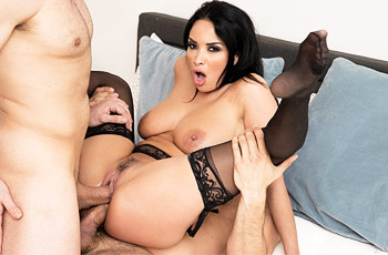 Anissa Kate Double Penetration