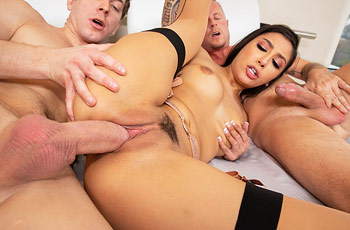 Gianna Dior Double Teamed