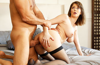 Emily Addison Stocking Sex