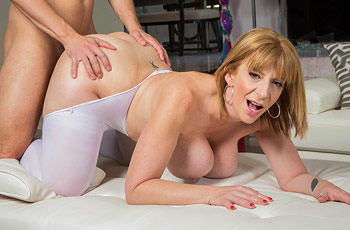 Sara Jay Round Ass Cougar Fucks