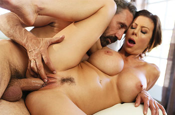 Alexis Fawx Cougar Loves Big Cocks