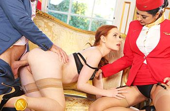 Ella Hughes Shares Dick