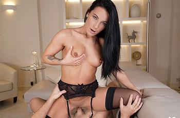 Lexi Dona Pov Stocking Sex