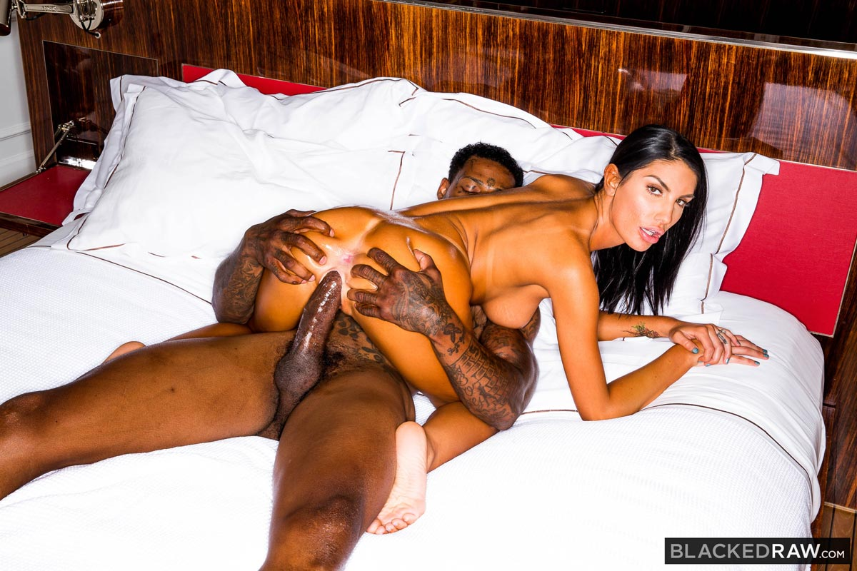 August Ames Monsters Of Cock august ames rides black meatpole
