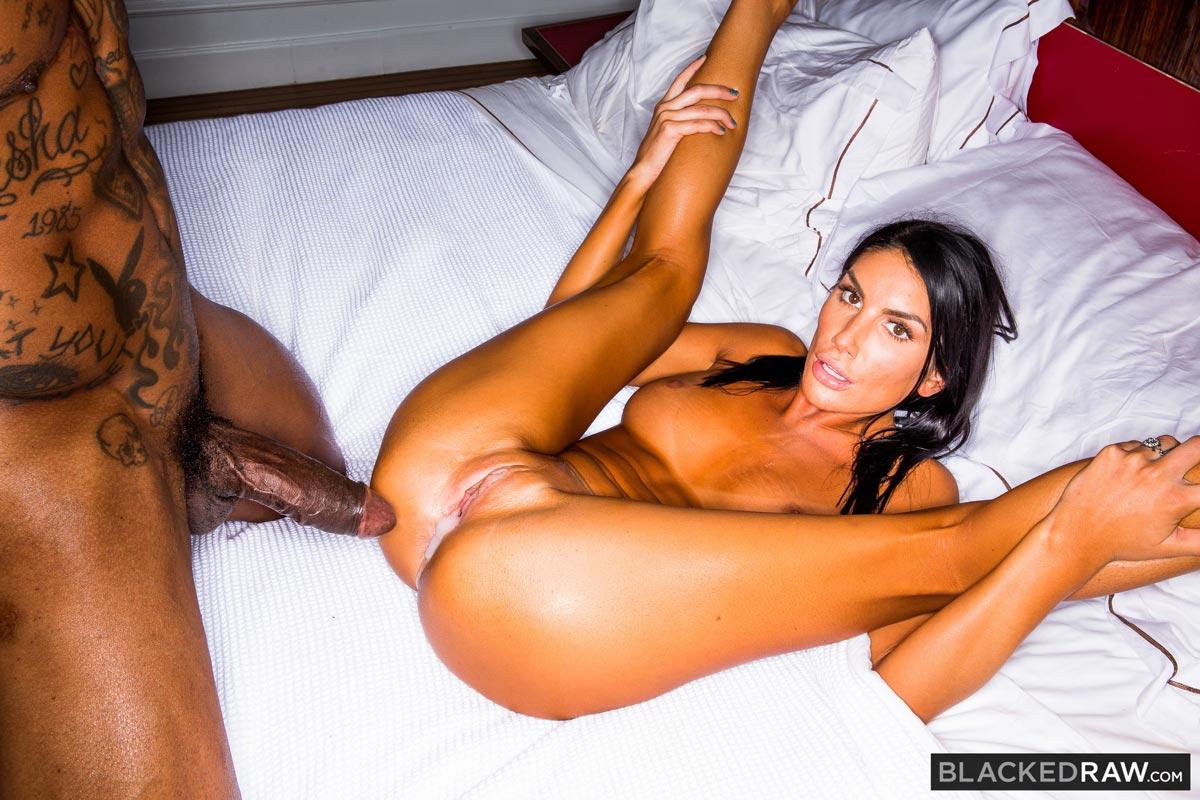 August Ames Porn Bbc august ames rides black meatpole