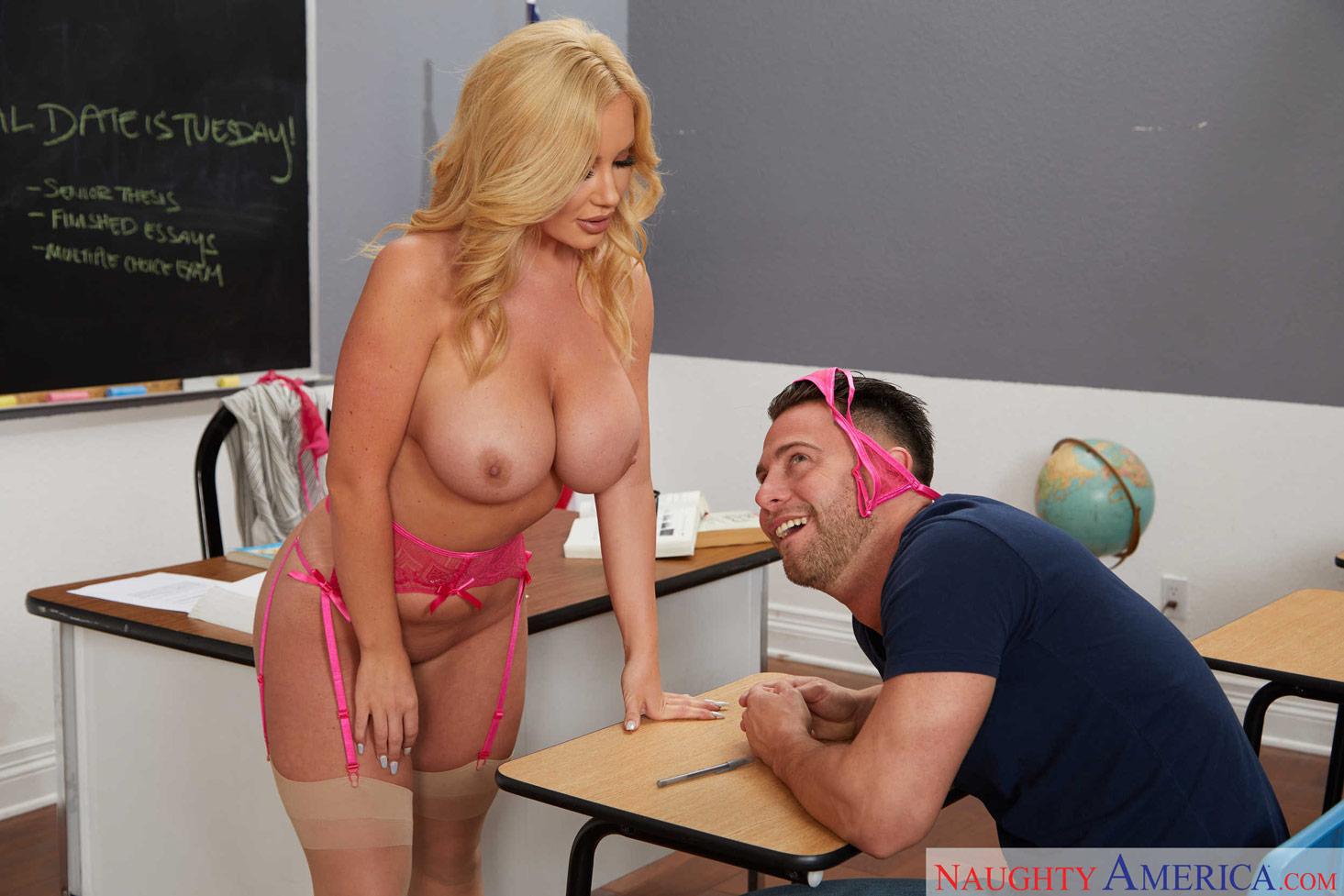 Avannah Porn savannah bond rides her student